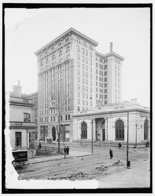 [Detroit, Mich., Penobscot Building]
