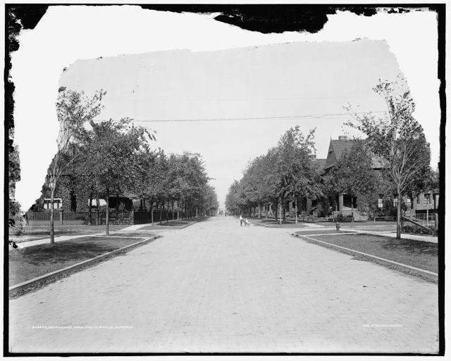 Devonshire Road, Walkerville, Ontario