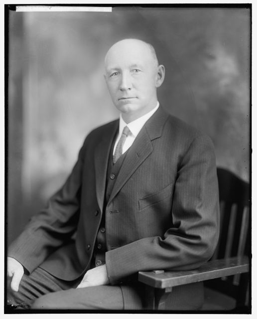 DOUGHTON, R.L. HONORABLE