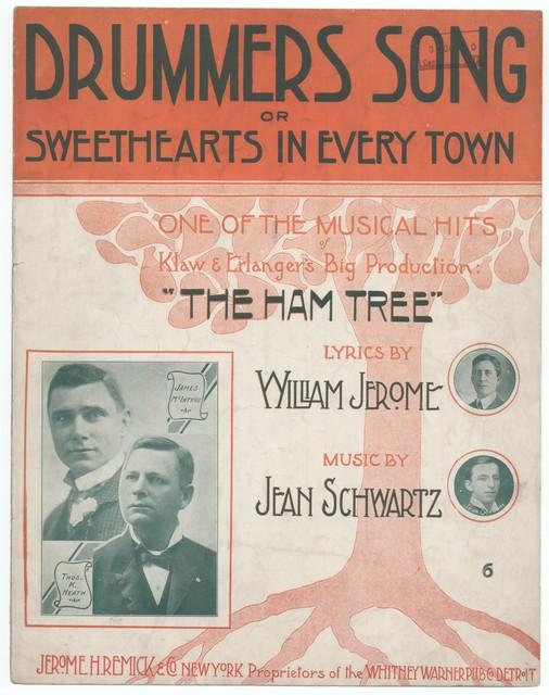 Drummer song