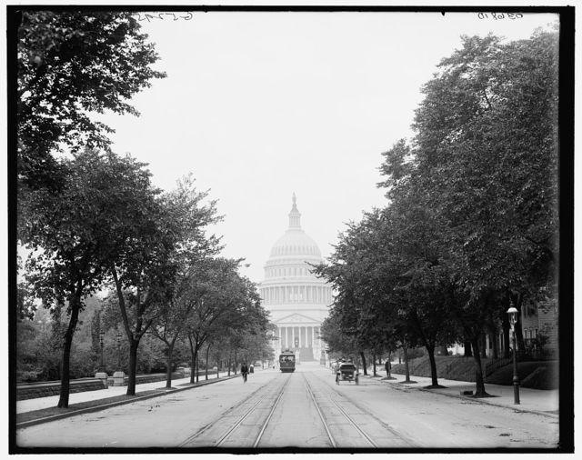 [East Capitol Street, Washington, D.C.]