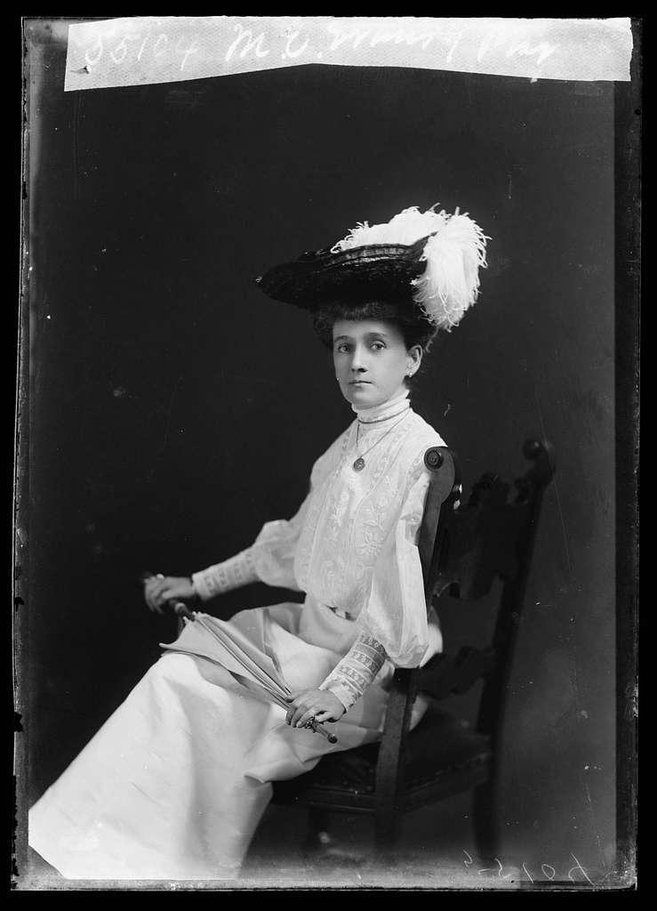 Evans, Miss M.E