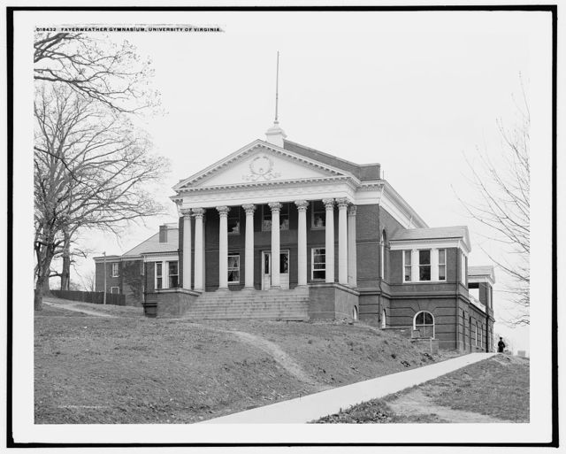 Fayerweather Gymnasium, University of Virginia
