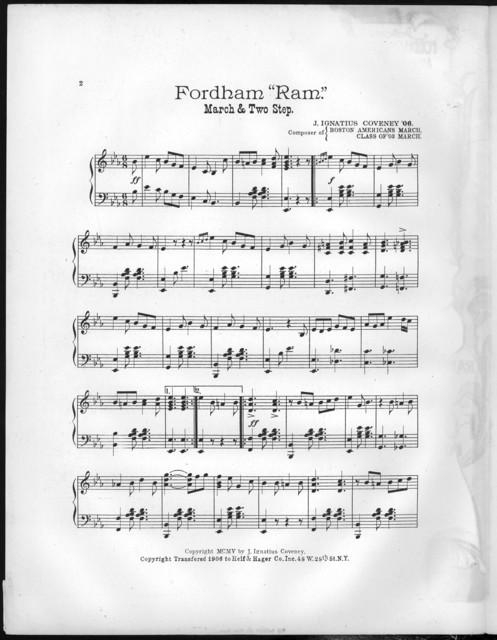 Fordham Ram