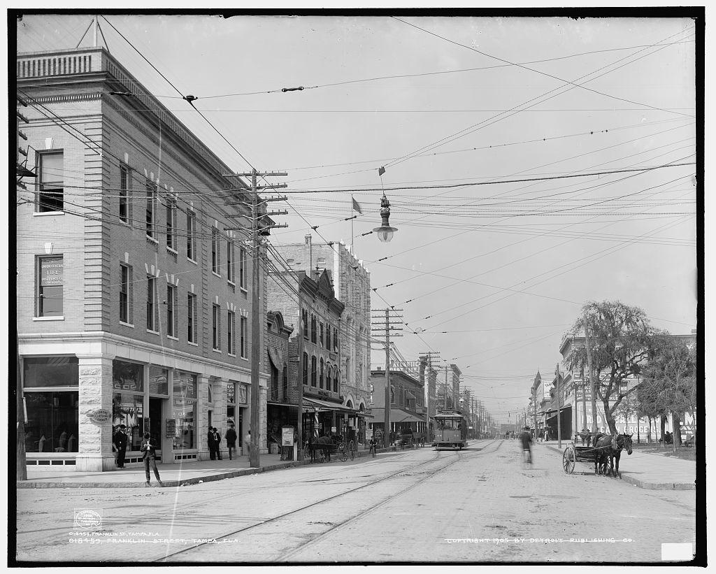 Franklin Street, Tampa, Fla.