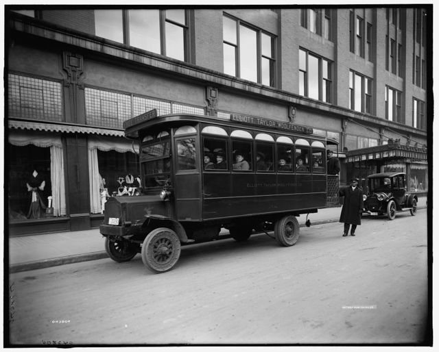 [Free transfer auto, Elliott, Taylor, Woolfenden Co., Detroit, Mich.]