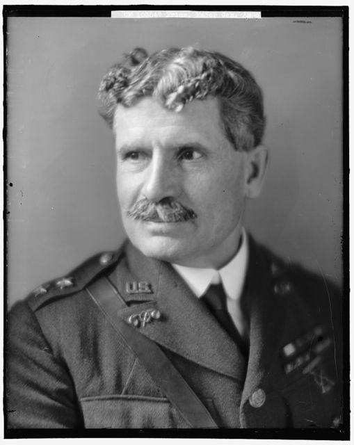 FRIES, AMOS A., GENERAL