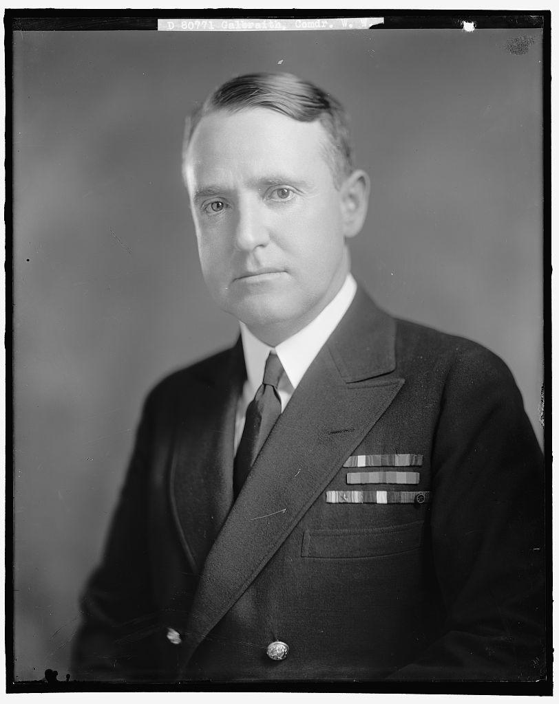 GALBRAITH, W.W. COMDR.