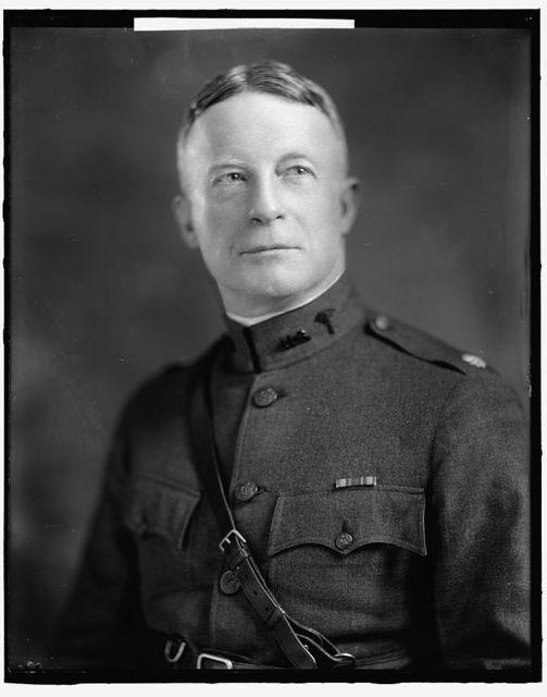 GARRISON, F.H. LT. COLONEL