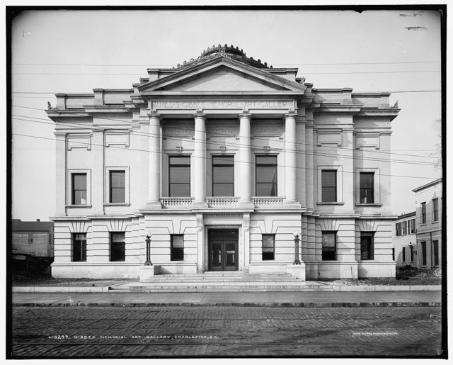 Gibbes Memorial Art Gallery, Charleston, S.C.
