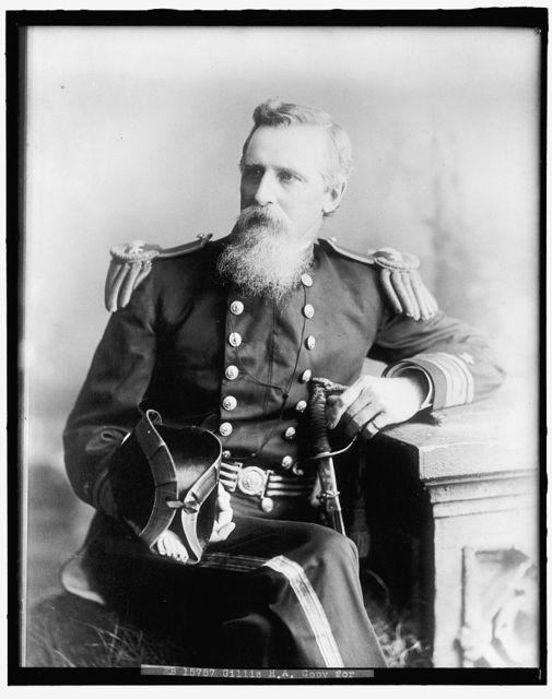 GILLIS, JOHN P. COMMODORE