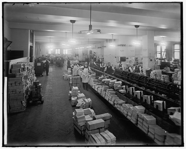 GOVERNMENT PRINTING OFFICE. BINDING