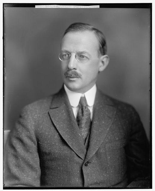 GROSVENOR, GILBERT H.