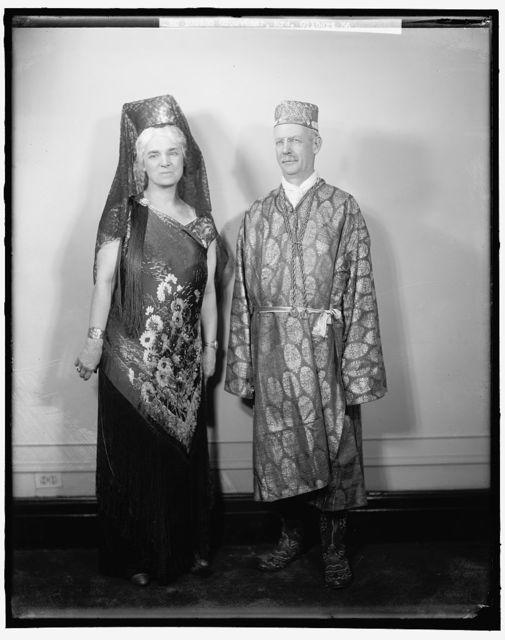 GROSVENOR, GILBERT H., MRS.