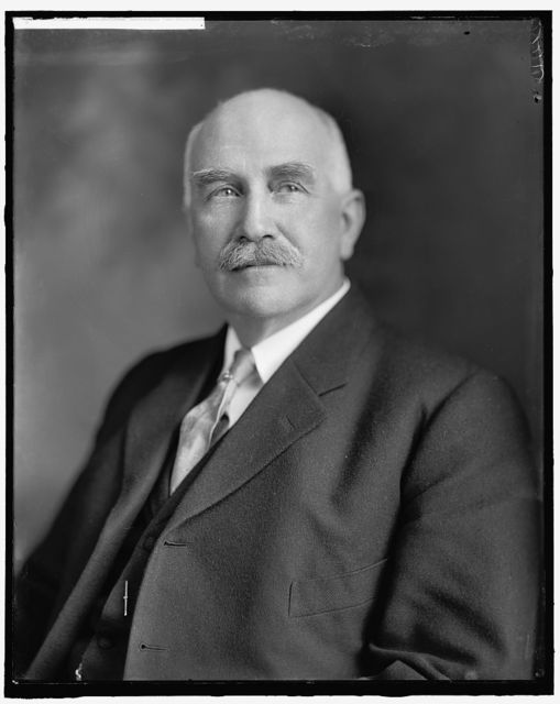 HANNON, JUDSON. GOVERNOR