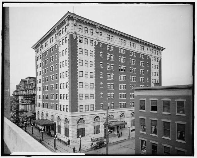 [Hotel Utica, Utica, N.Y.]