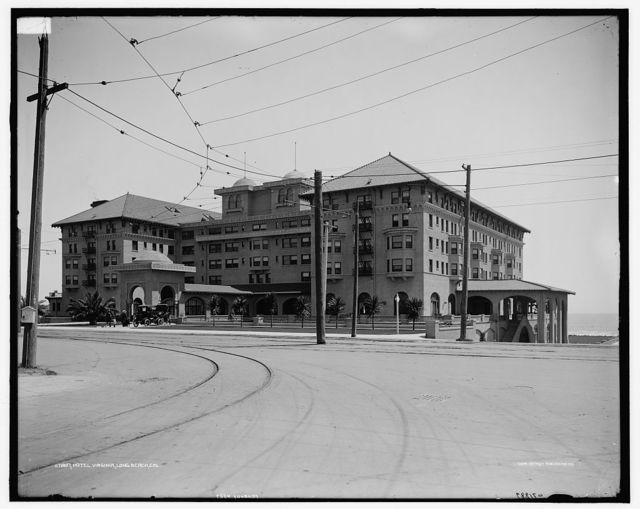 Hotel Virginia, Long Beach, Cal.