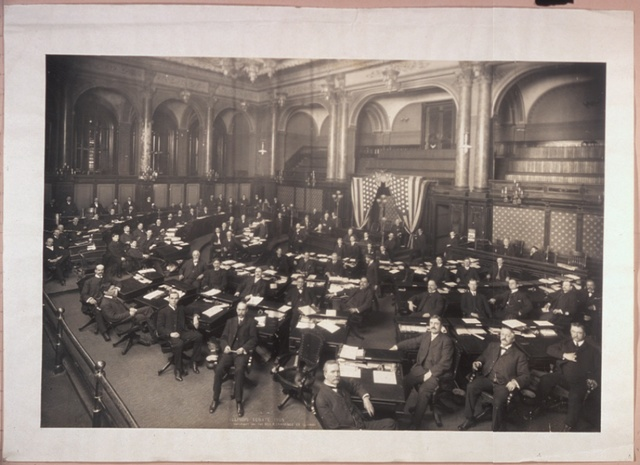 Illinois Senate, 1905