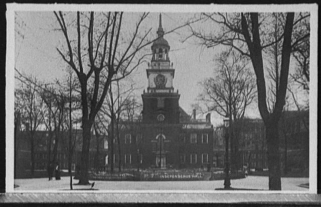 Independence Hall, [Philadelphia, Pa.]