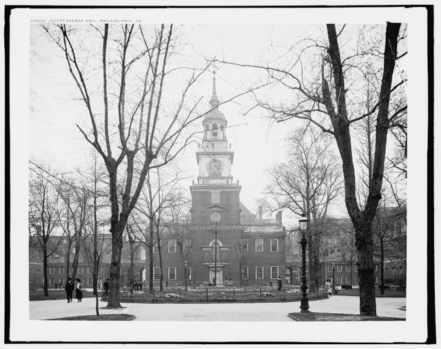 Independence Hall, Philadelphia, Pa.
