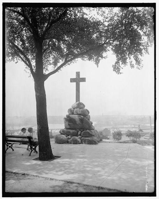 [John Smith Memorial, Gamble Hill Park, Richmond, Va.]