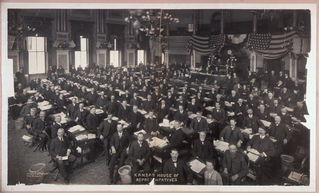 Kansas House of Representatives, [190]5