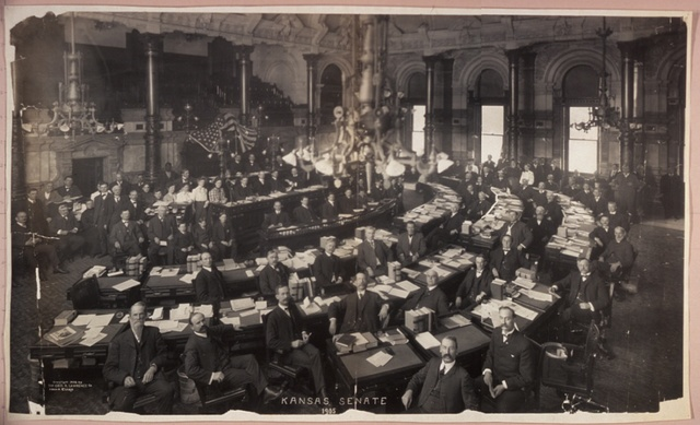 Kansas Senate, 1905
