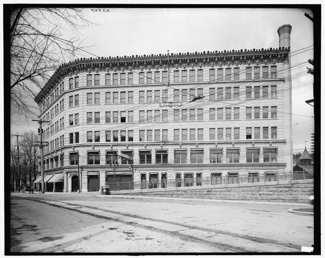 [Kilmer factory, Binghamton, N.Y.]