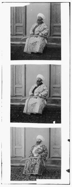 Kush-Beggi (Ministr vnutrennikh di︠e︡l). Bukhara