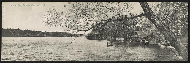 Lake Carasalijo, Lakewood, N. J.