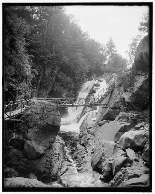 [Lake Placid, Wilmington High Falls, Adirondacks, N.Y.]