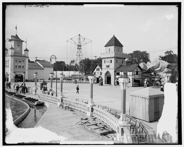 Luna Park, Cleveland, Ohio
