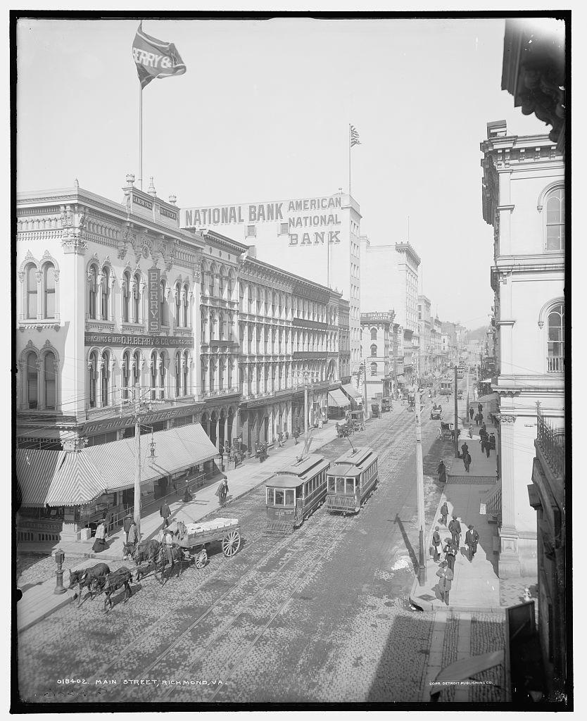 Main Street, Richmond, Va.