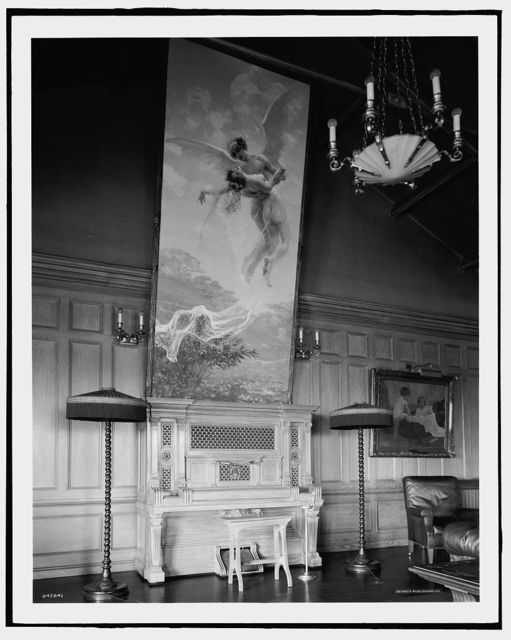 [Memorial Hall, Frederick Stearns & Co. laboratory, Detroit, Mich.]