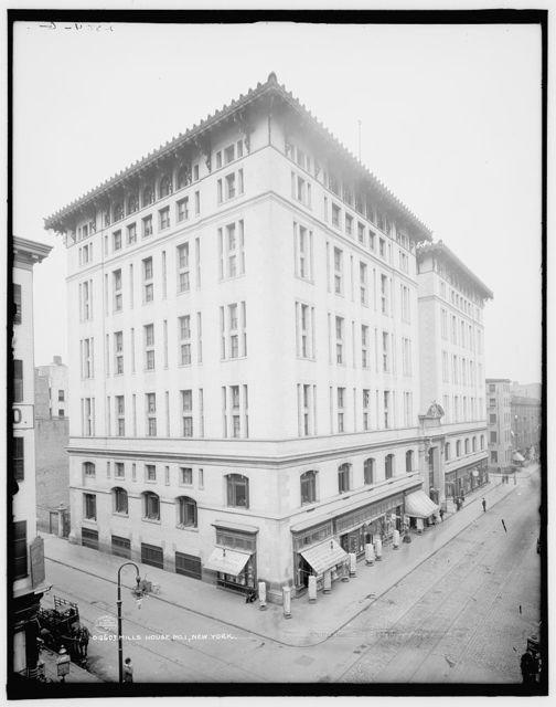 Mills House No. 1, New York