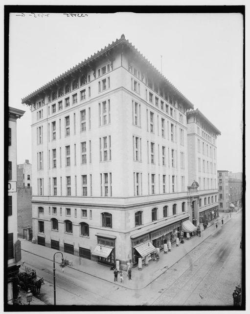 [Mills House No. 1, New York City]