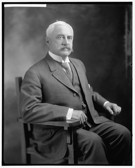 MILLS, WILLIAM J. GOVERNOR
