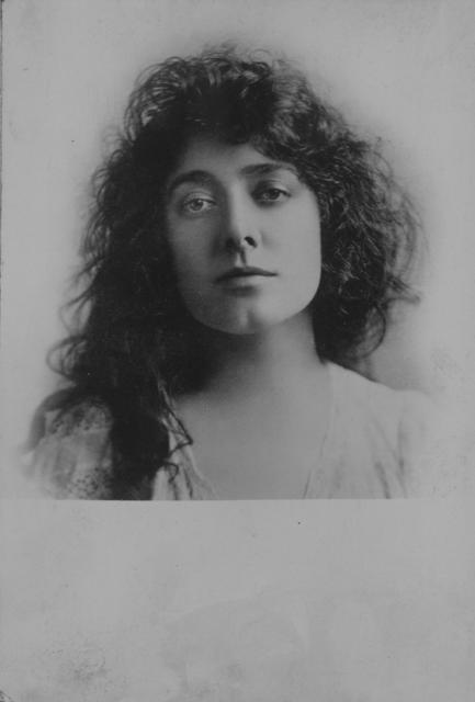 Miss Julia Marlowe of New York, the well known actress, is one of the prominent members of the Advisory Council of the Congressional Union for Woman Suffrage.