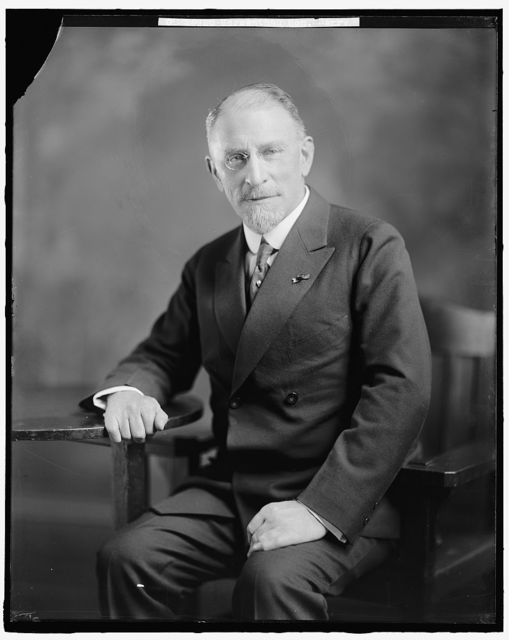 MORGENTHAU, HENRY. HONORABLE