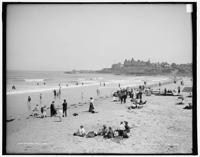 Nantasket Beach, Mass.