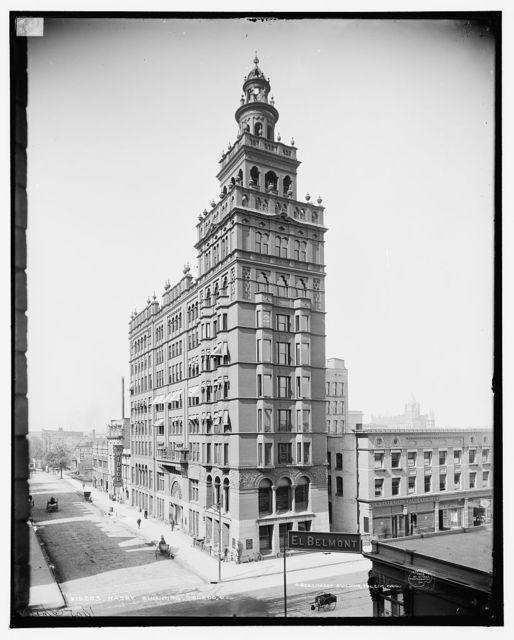 Nasby Building, Toledo, O[hio]