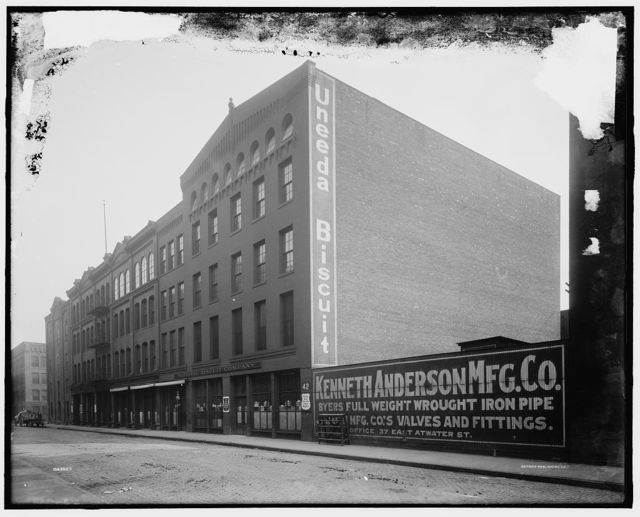[National Biscuit Company, Detroit, Mich.]