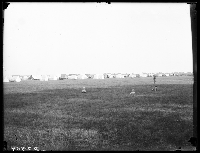 Nebraska National Guard Encampment, Kearney, Nebraska