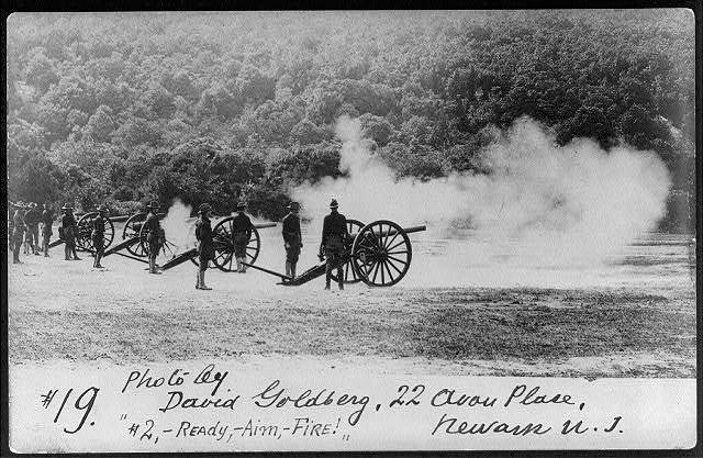 [New Jersey National Guard training camp]