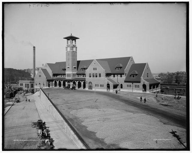New Union Station, Little Rock, Ark.