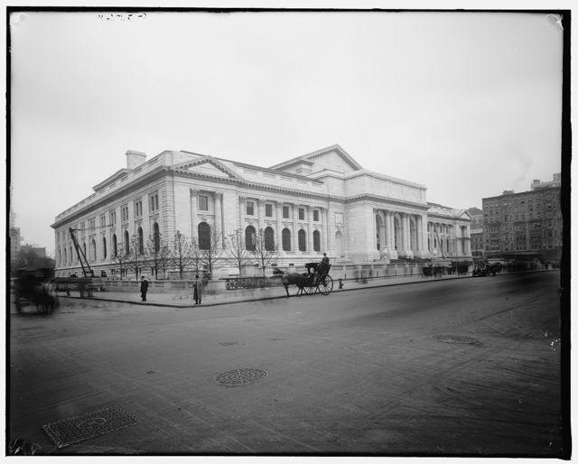 [New York Public Library, New York, N.Y.]