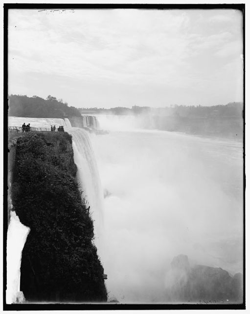 [Niagara Falls from Prospect Point, Niagara Falls, N.Y.]