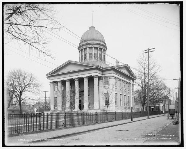 Old City Hall, Norfolk, Va.
