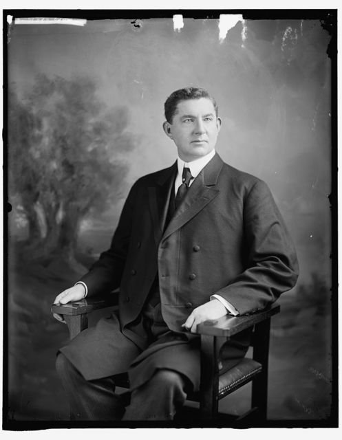 PATTERSON, G.B. HONORABLE