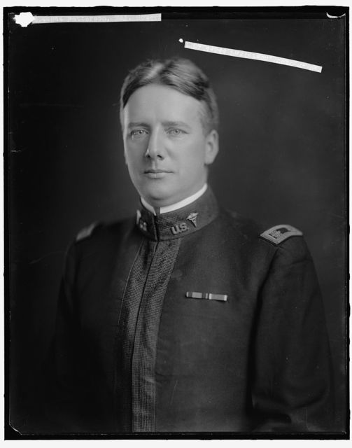 PATTERSON, ROBERT U. COLONEL